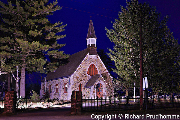 Christ Anglican Church in Rawdon, Quebec