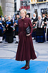 Siri Hustvedt arrives to Teatro Campoamor for Princess of Asturias Awards 2019 in Oviedo. October 18, 2019 (Alterphotos/ Francis Gonzalez)
