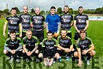 Tralee Celtic who played killarney Celtic B last Sunday at Mounthawk park, Tralee in their first game of the Premier B league season.