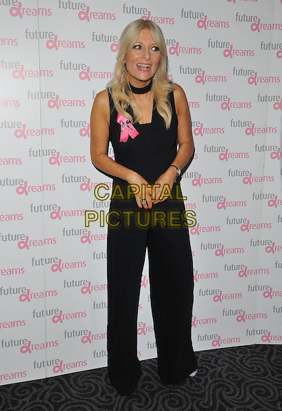 Gaby Roslin attends the Future Dreams Autumn Lunch, The Savoy Hotel, The Strand, London, England, UK, on Monday 05 October 2015. <br /> CAP/CAN<br /> &copy;CAN/Capital Pictures