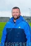 manager Pat O'Driscol of St Brendan Hurling Club, Ardfert at the Media Night on Thursday