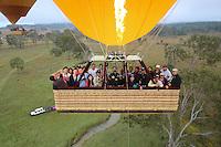 20131003 October 03 Hot Air Balloon Gold Coast