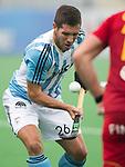 17 Belgium v Argentina