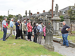 Cord Cemetery Tour 2015
