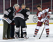 Mark Walsh, Bill Cleary, Nolan Julseth-White (Union - 2), Scott Farden, Ryan Grimshaw (Harvard - 6) - The Union College Dutchmen defeated the Harvard University Crimson 2-0 on Friday, January 13, 2012, at Fenway Park in Boston, Massachusetts.