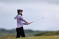 Clare Martyn (Headfort) during the 2nd round of the Irish Women's Open Stroke Play Championship, Enniscrone Golf Club, Enniscrone, Co. Sligo. Ireland. 16/06/2018.<br /> Picture: Golffile | Fran Caffrey<br /> <br /> <br /> All photo usage must carry mandatory  copyright credit (© Golffile | Fran Caffrey)