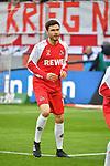 14.01.2018, RheinEnergieStadion, Koeln, GER, 1.FBL., 1. FC K&ouml;ln vs. Borussia M&ouml;nchengladbach<br /> <br /> im Bild / picture shows: <br /> nach langer Verletzung zur&uuml;ck im Kader Jonas Hector (FC K&ouml;ln #14),  <br /> <br /> <br /> Foto &copy; nordphoto / Meuter