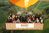 20140920 September 20 Hot Air Balloon Gold Coast