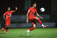 Louis Dennis of Leyton Orient during Leyton Orient vs Plymouth Argyle, Caraboa Cup Football at The Breyer Group Stadium on 15th September 2020