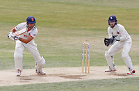 Sir Alastair Cook of Essex in batting action during Essex CCC vs Kent CCC, Bob Willis Trophy Cricket at The Cloudfm County Ground on 4th August 2020