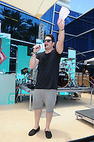 MIAMI BEACH , FL - JULY 23: DJ Mack during the I Heart Radio Y-100 Mackapoolooza Pool Party at The Fountainbleu on July 23, 2016 in Miami Beach, Florida. Credit: mpi04/MediaPunch