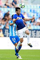 SS Lazio's Marco Parolo during XXXIII Costa del Sol Trophy. August 5,2017. (ALTERPHOTOS/Acero/Insidefoto)