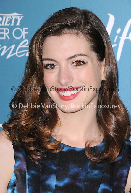 Anne Hathaway at Variety's 2nd Annual Power of Women Luncheon held at The Beverly Hills Hotel in Beverly Hills, California on September 30,2010                                                                               © 2010 Hollywood Press Agency