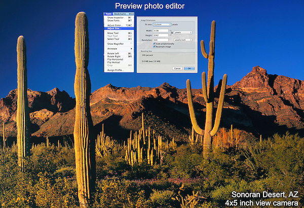 Preparing photo files for presentation and print. .  John offers private photo tours and workshops throughout Colorado. Year-round.