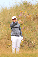 Sam Horsfield (ENG) on the 2nd during Round 1 of the Dubai Duty Free Irish Open at Ballyliffin Golf Club, Donegal on Thursday 5th July 2018.<br /> Picture:  Thos Caffrey / Golffile