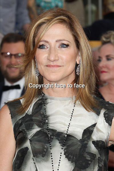 LOS ANGELES, CA - JANUARY 18: Edie Falco attending the 2014 SAG Awards in Los Angeles, California on January 18, 2014.<br /> Credit: RTNUPA/MediaPunch<br /> Credit: MediaPunch/face to face<br /> - Germany, Austria, Switzerland, Eastern Europe, Australia, UK, USA, Taiwan, Singapore, China, Malaysia, Thailand, Sweden, Estonia, Latvia and Lithuania rights only -