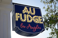 """WEST HOLLYWOOD - JUN 15: Au Fudge at the """"At Home with the Zierings"""" Blog Launch Party at Au Fudge on June 15, 2016 in West Hollywood, California"""