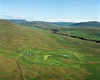 Flatatunga séð til suðurs, Akrahreppur / Flatatunga viewing south, Akrahreppur