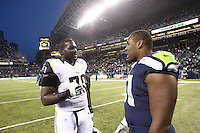 Seattle Vs St. Louis Rams 12-30-2012