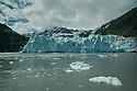 July 17 thru 23 / Alaska / Vacation and stock photography / Surlprise Glacer / Prince William Sound's Harriman Fjord /  Photo by Bob Laramie