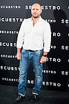 "Vicente Romero during the presentation of the spanish film ""Secuestro"" in Madrid. July 27. 2016. (ALTERPHOTOS/Borja B.Hojas)"