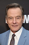 "Bryan Cranston attends the Broadway Opening Night After Party  for ""Network"" at Jack's Studios on December 6, 2018 in New York City."