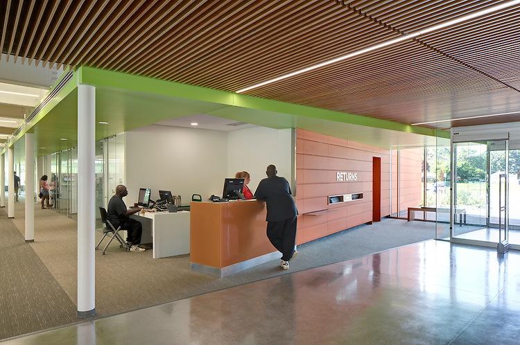Columbus Metropolitan Library Whitehall Branch   Jonathan Barnes Architecture + Design