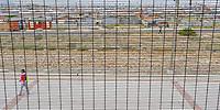 Train station in Khayelitsha, SA 2011