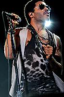"Lenny Kravitz performing live on stage at ""10 giorni suonati"" in Vigevano, Italy, 19.07.2012...Credit: Diena-Brengola/face to face..- Germany, Austria, Switzerland, Luxemburg, France, USA, Canada, UK, Australia, China, Eastern Europe, Denmark, Sweden, Norway and Finland rights only - / Mediapunchinc  ***weekly magazines no print online only*** /*NORTEPHOTO.com*<br /> **SOLO*VENTA*EN*MEXICO**<br />  **CREDITO*OBLIGATORIO** *No*Venta*A*Terceros*<br /> *No*Sale*So*third* ***No*Se*Permite*Hacer Archivo***No*Sale*So*third*©Imagenes*con derechos*de*autor©todos*reservados*"