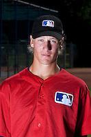Baseball - MLB European Academy - Tirrenia (Italy) - 20/08/2009 - Daan Cornilessen (Netherlands)