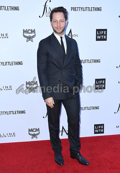 08 April 2018 - Beverly Hills, California - Derek Blasberg. The Daily Front Row's 4th Annual Fashion Los Angeles Awards held at The Beverly Hills Hotel. Photo Credit: Birdie Thompson/AdMedia