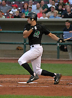 August 30, 2003:  Tiago Campos of the Dayton Dragons during a game at Fifth Third Field in Dayton, Ohio.  Photo by:  Mike Janes/Four Seam Images