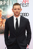 HOLLYWOOD, CA - NOVEMBER 12: Jamie Bell, at the Film Stars Won't Die In Liverpool Special Screening AFI Fest 2017 at the TCL Chinese Theatre in Hollywood, California on November 12, 2017. Credit: Faye Sadou/MediaPunch /NortePhoto.com