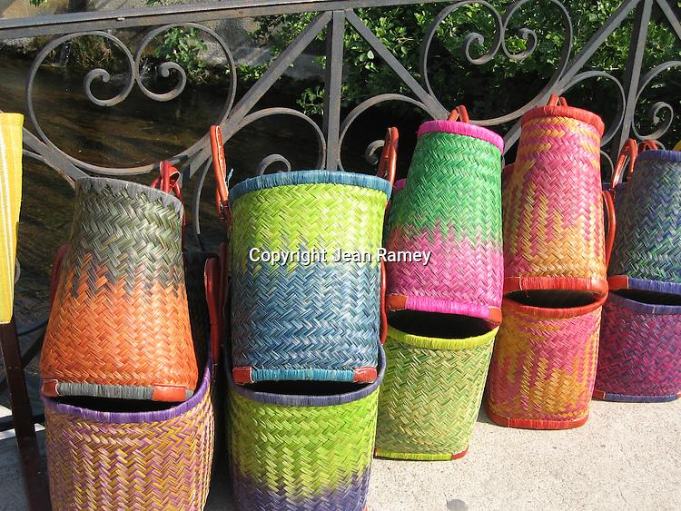 Market Baskets, Provence