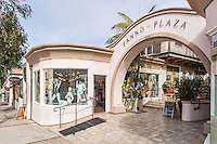 Panno Plaza on Coast Highway Laguna Beach California