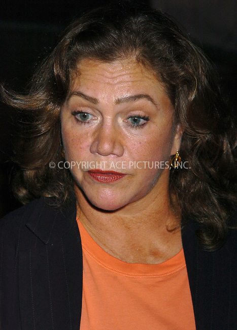 Actress Kathleen Turner attended a reading of the United States Constitution at the Great Hall of the Cooper Union organised by the People for the American Way Foundation. New York City. September 1 2004. Please byline: AJ SOKALNER/ACEPIXS.com..*PAY-PER-USE*....IMPORTANT: Please note that our old trade name New York Photo Press has changed to ACE Pictures. New York Photo Press and ACE Pictures are both owned by All Celebrity Entertainment, Inc.......All Celebrity Entertainment, Inc..Contact: Alecsey Boldeskul, (646) 267 6913..Philip vaughan, (646) 769 0430..e-mail: info@acepixs.com..Philip.Vaughan@acepixs.com