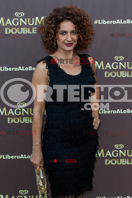 Paulina Galvez during the launch party for the new range of Magnum ice cream at  ME Hotel Reina Victoria. Jun 15,2016. (ALTERPHOTOS/Rodrigo Jimenez) /NortePhoto.com