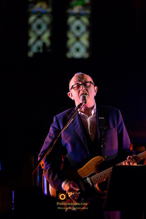 Dave Dobbyn &amp; Don McGlashan - The Classic Hits Acoustic Church Tour 2013 at Old St Paul&rsquo;s, Wellington, New Zealand on Tuesday 1st October 2013.<br /> Photo by Masanori Udagawa.<br /> www.photowellington.photoshelter.com