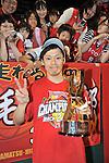 Shingo Okada (Phoenix), MAY 22nd, 2011 - Basketball : bj-league 2010-2011 Season Playoff Final4, Final Match between Hamamatsu Higashimikawa Phoenix 82-68 Ryukyu Golden Kings at Ariake Coliseum, Tokyo, Japan. (Photo by Atsushi Tomura/AFLO SPORT/bj-league) [1035]