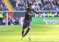 Danny da Costa (Eintracht Frankfurt) - 17.02.2019: Eintracht Frankfurt vs. Borussia Mönchengladbach, Commerzbank Arena, 22. Spieltag Bundesliga, DISCLAIMER: DFL regulations prohibit any use of photographs as image sequences and/or quasi-video.