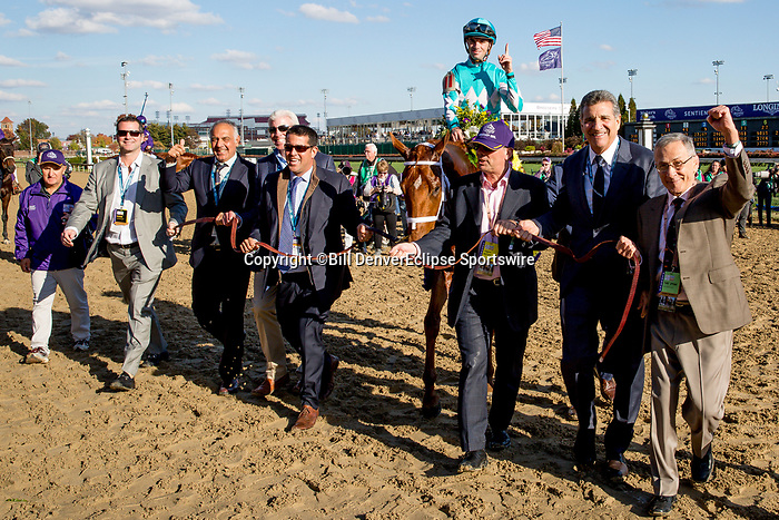 November 3, 2018 : on Breeders Cup World Championships Saturday at Churchill Downs on November 3, 2018 in Louisville, Kentucky. Bill Denver/Eclipse Sportswire/CSM