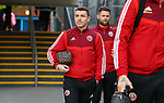 Sheffield United's John Fleck arrives ahead of the Premier League match at Selhurst Park, London. Picture date: 1st February 2020. Picture credit should read: Paul Terry/Sportimage