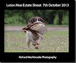 Luton Hoo Estate Shoot  7th October 2013