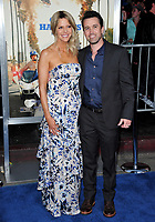 Kaitlin Olson &amp; Rob McElhenney at the premiere for &quot;CHiPS&quot; at the TCL Chinese Theatre, Hollywood. Los Angeles, USA 20 March  2017<br /> Picture: Paul Smith/Featureflash/SilverHub 0208 004 5359 sales@silverhubmedia.com