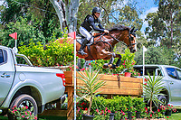 AUS-Callum Buczak rides Matavia Cheval during the CIC3* Cross Country. 2017 AUS-Mitsubishi Motors Australian International 3 Day Event. Victoria Park, Adelaide. Saturday 18 November. Copyright Photo: Libby Law Photography