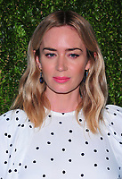 NEW YORK, NY - November 5: Emily Blunt attends FDA / Vogue Fashion Fund 15th Anniversary event at Brooklyn Navy Yard on November 5, 2018 in Brooklyn, New York <br /> CAP/MPI/PAL<br /> &copy;PAL/MPI/Capital Pictures