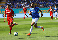 Serdar Dursun (SV Darmstadt 98) - 04.08.2019: SV Darmstadt 98 vs. Holstein Kiel, Stadion am Boellenfalltor, 2. Spieltag 2. Bundesliga<br /> DISCLAIMER: <br /> DFL regulations prohibit any use of photographs as image sequences and/or quasi-video.