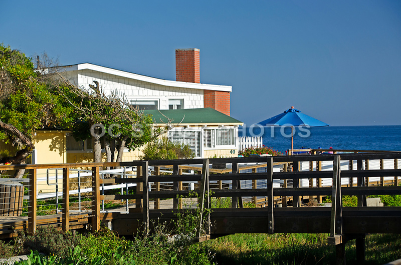 Beach Cottage Rental at Crystal Cove State Beach