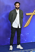 Marwan Kenzari attends live-action remake of the hit Disney animated film Aladdin on 9th May 2019 in London, England, UK.<br /> <br /> <br /> CAP/JOR<br /> &copy;JOR/Capital Pictures