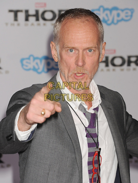 HOLLYWOOD, CA - NOVEMBER 04: Alan Taylor at the Los Angeles Premiere 'Thor: The Dark World' at the El Capitan Theatre on November 4, 2013 in Hollywood, California, USA.<br /> CAP/ROT/TM<br /> &copy;Tony Michaels/Roth Stock/Capital Pictures
